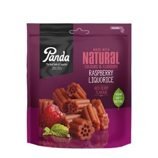 Panda raspberry licorice, 200 g