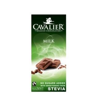CAVALIER melkesjokolade, 85g