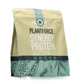 PLANTFORCE Synergy protein vanilla 800g
