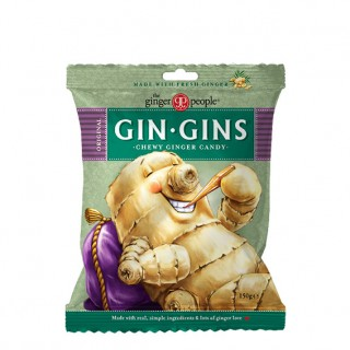 Gin-Gins Original Chewy Ginger