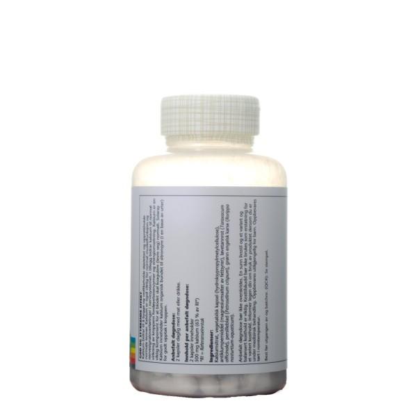 Solaray Kalsium 120 kpsl