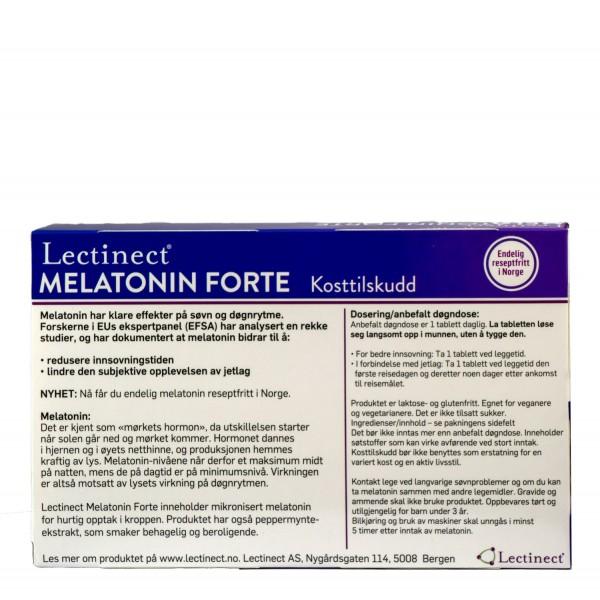 Lectinect Melatonin Forte
