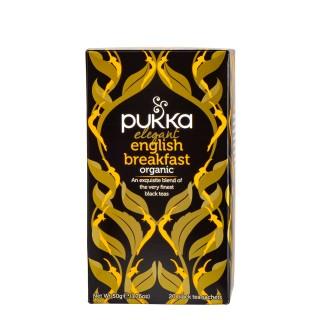 PUKKA Elegant English Breakfast, 20 poser