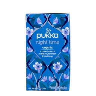 PUKKA Night Time, 20 poser