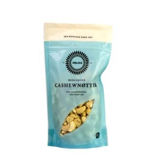 HELIOS økologiske cashewnøtter, 150g