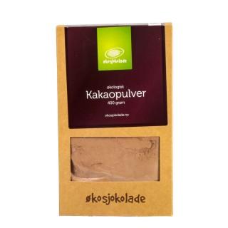 Økosjokolade rå kakaopulver, 400g