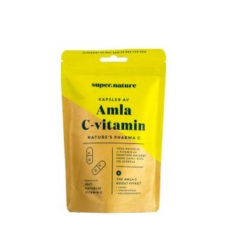 SUPERNATURE Amla C-vitamin, 200 kpsl