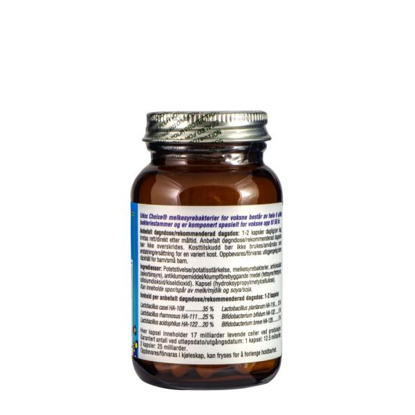 UDO's CHOICE melkesyrebakterier 16 – 49 år