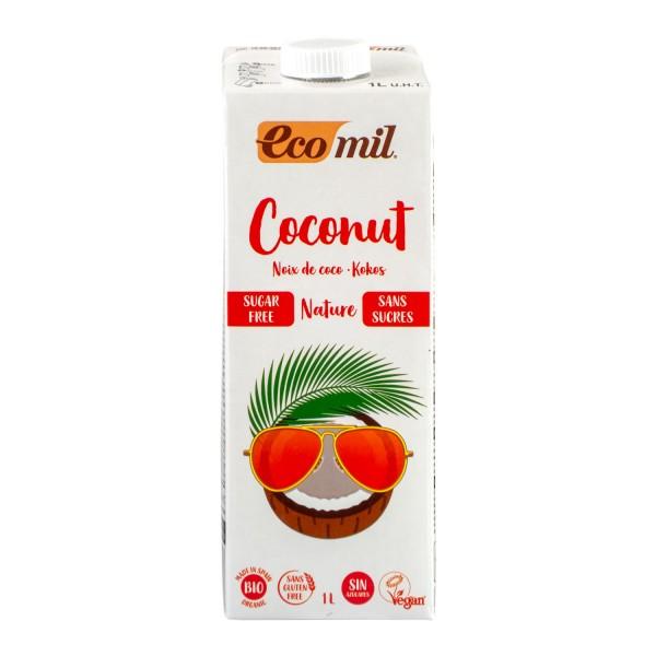 ECOMIL økologisk kokosmelk, 1L