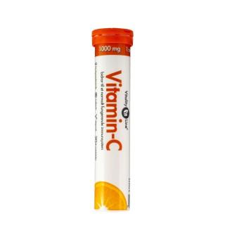 Vitality Line C-vitamin brusetabletter 1000 mg