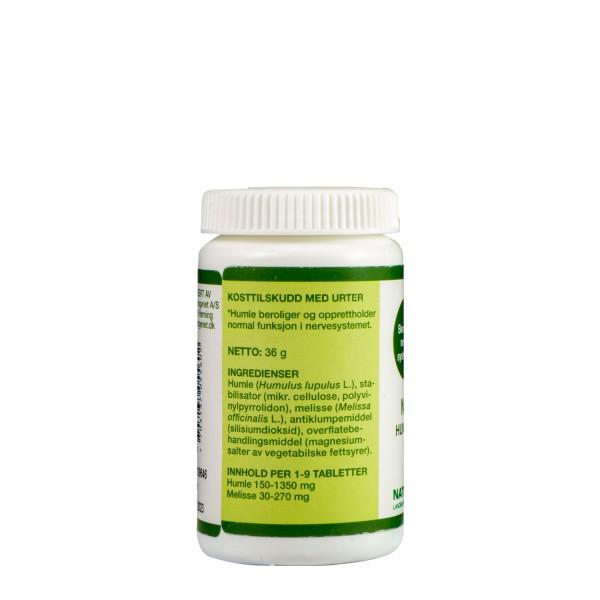 NATUR DROGERIET nervisan, 150 tabletter