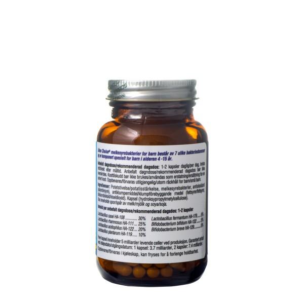 UDO's CHOICE melkesyrebakterier 4 - 15 år