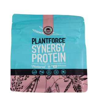 PLANTFORCE Synergy protein natural 400g