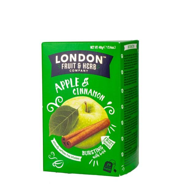 LONDON FRUIT & HERB Apple & Cinnamon