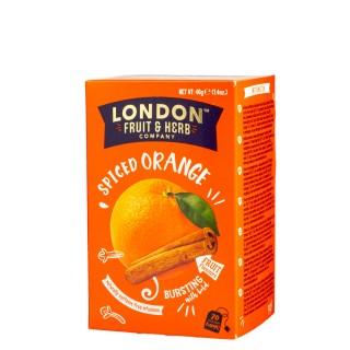 London Fruit & Herb Spiced Orange 20stk