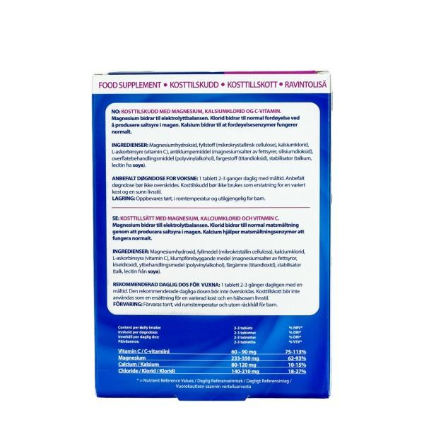 OxyTarm 120 tabletter