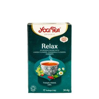 YOGI TEA Relax, 17 poser