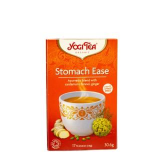YOGI TEA Stomache ease, 17 poser