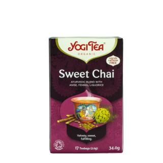 YOGI TEA Sweet Chai, 17 poser