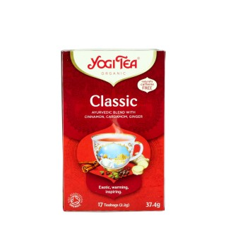 YOGI TEA Classic, 17 poser