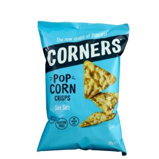 CORNERS Popcorn Crisps Sea Salt, 85g