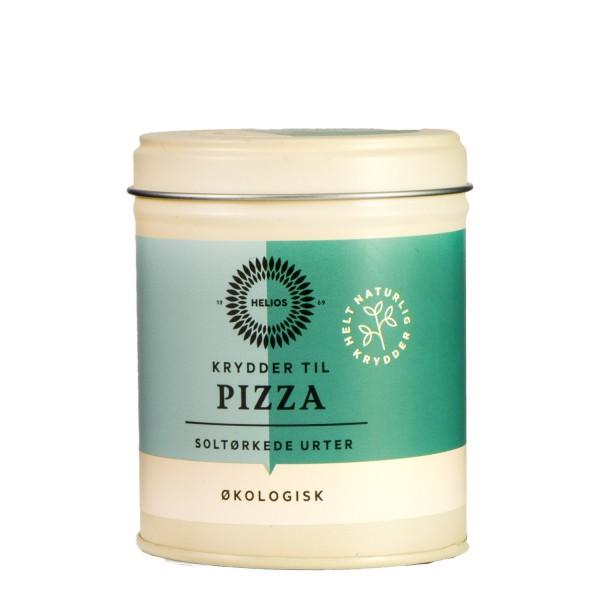 HELIOS økologisk pizzakrydder, 26g