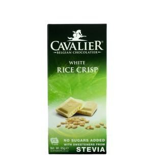 CAVALIER White rice crisp 85g