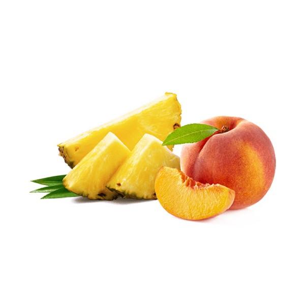 CAPTAIN KOMBUCHA pineapple & peach 400 ml
