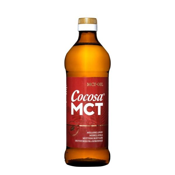 COCOSA MCT olje 500 ml
