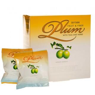 OxyTarm Fruit & Fiber Plum, 15stk