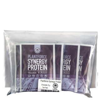 PLANTFORCE Synergy protein chocolate 20g 10pack