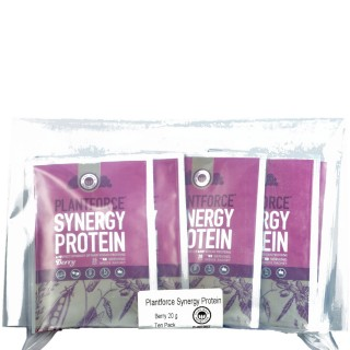 PLANTFORCE Synergy protein berry 20g 10pack