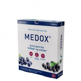 MEDOX antocyaner, 30 stk
