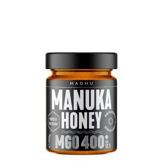 MADHU Manuka Honing MGO400, 250g