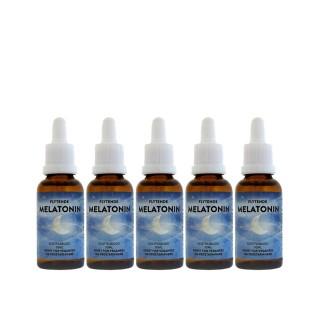 Flytende Melatonin, 5 x 30 ml