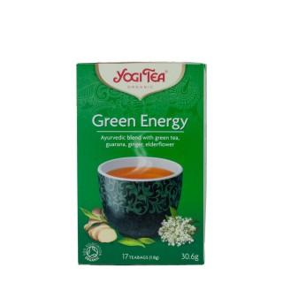 YOGI TEAGreen Energy, 17 poser