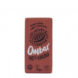 OMBAR 90% kakao, 35 g