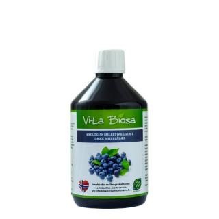 VITA BIOSA m/blåbær 500 ml