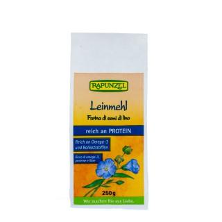 RAPUNZEL økologisk linfrømel, 250g