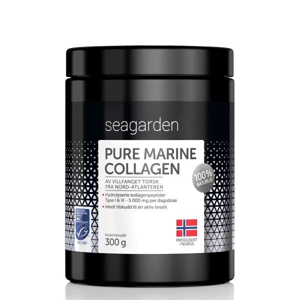 SEAGARDEN Pure Marine Collagen 300g