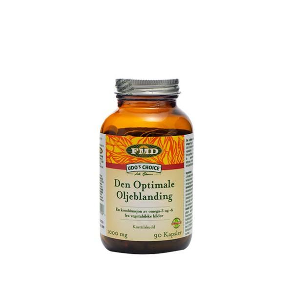 UDO's CHOICE Den optimale oljeblanding, 90 kapsler