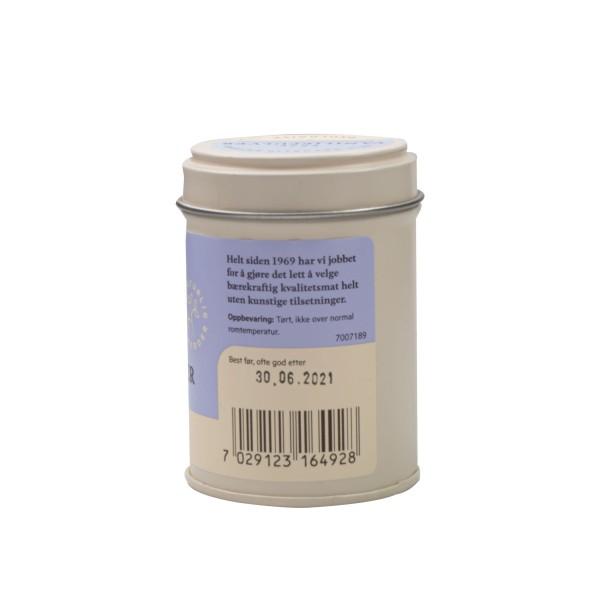 HELIOS økologisk ekte vaniljepulver, 10g