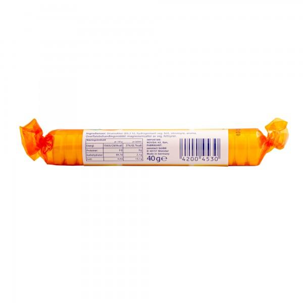 INFORM Druesukkertabletter, appelsin 40g