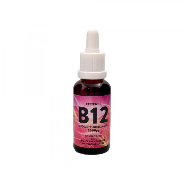Flytende høydose B12