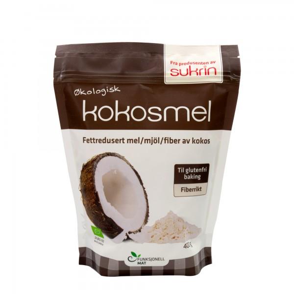 Økologisk kokosmel 400g