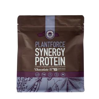 PLANTFORCE Synergy protein chocolate 400g