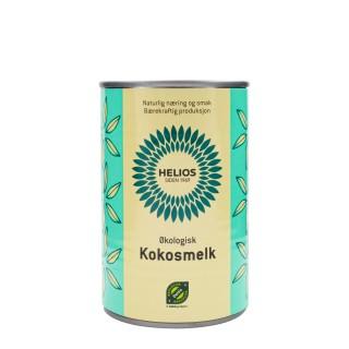 HELIOS økologisk kokosmelk, 400ml