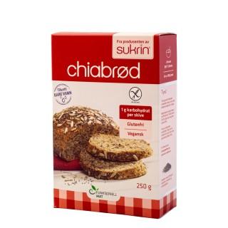 Chiabrød brødmix