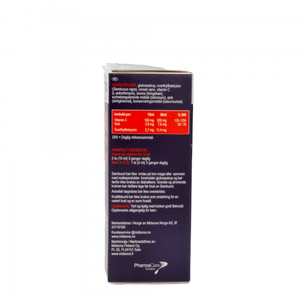 SAMBUCOL Immuno Forte, 120 ml