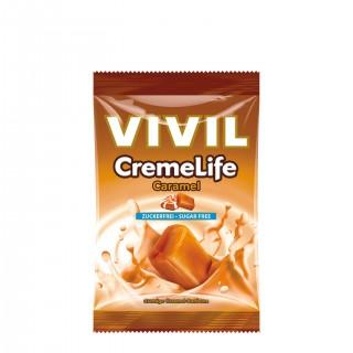 Vivil CremeLife karamelldrops, 110g